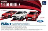 Die neuen Ford ST-Line Modelle