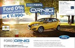 Ford Fiesta Power Leasing