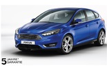 FORD FOCUS 4YOU 100PS - Kurzzulassung