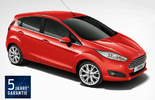 FORD FIESTA 4YOU